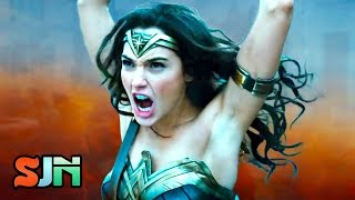 Wonder Woman Trailer Teases New Origin