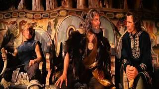 The Vikings - Richard Fleischer, 1958 - extrait