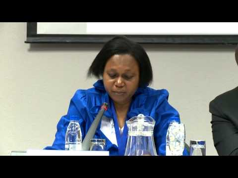 Mrs. Olushola Olayide, African union commission (AUC)