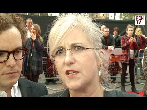 Joshua McGuire & Sylvestra Le Touzel   Mr Turner Premiere