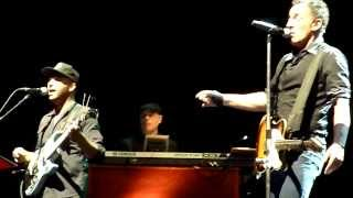 Atlantic City - Bruce Springsteen - Mt Smart Stadium, Auckland 1-3-2014