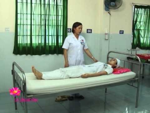 Bài tập trị đau lưng cho giới văn phòng - [Sức Sống MêKông -- 03.09.2013]