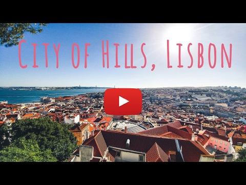 [Sinablow Travel] City of Hills, Lisbon Travel Story (포르투갈 리스본 여행 영상)