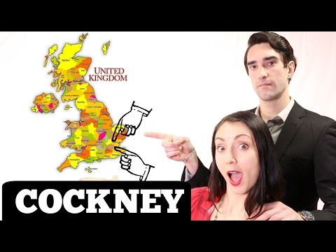 British Accents: Cockney