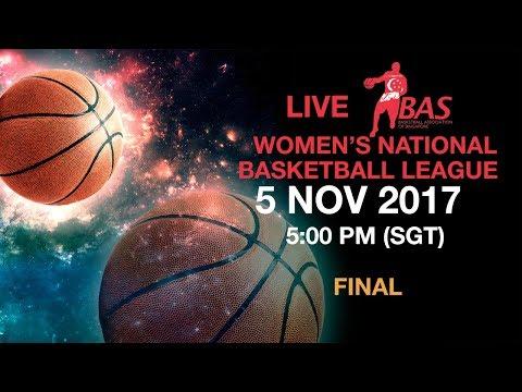 Hillcrest Grays vs Qian Xi   Women's National Basketball League 2017 🏀  Final