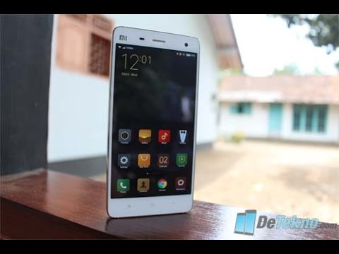 Review Xiaomi Mi4 Indonesia