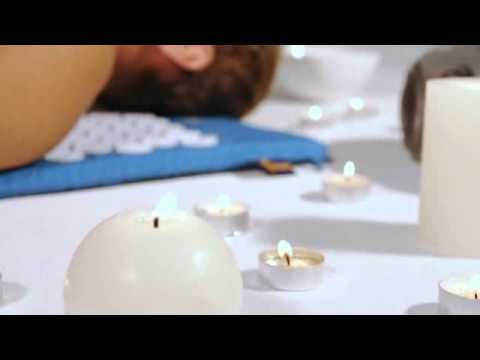 The best acupressure mat for guided meditation...from Mysa the acupressure mats experts!.flv