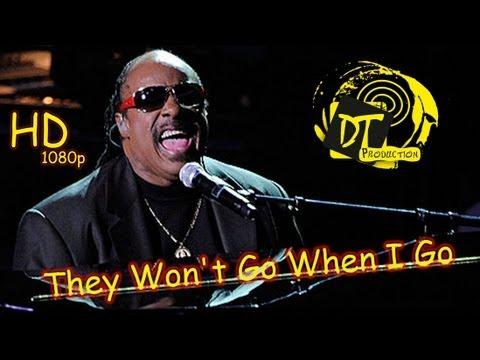 Stevie Wonder - They Won't Go When I Go (HD)