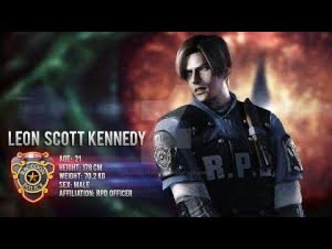 Resident Evil 2 (PS1) Leon A Speedrun 1:33:45