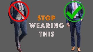 5 Items Masculine Presenting Women Need To STOP Wearing | Androgynous | Women In Menswear