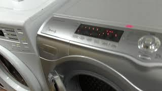 Описание стиральной машины Daewoo 10 кг + 6 Dry