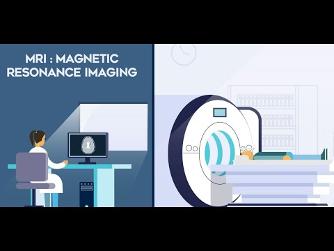 M-CUBE project - with ENGLISH subtitles - MetaMaterials antenna for ultra-high field MRI