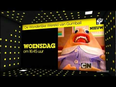 Cartoon Network Nederland Continuity 10-02-2012 - YouTube
