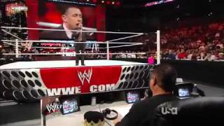 WWE RAW 12 6 10 Part 1 10 HQ