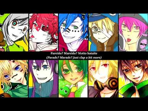 【10 Vocaloid Chorus】Matryoshka || VOCALOID ||