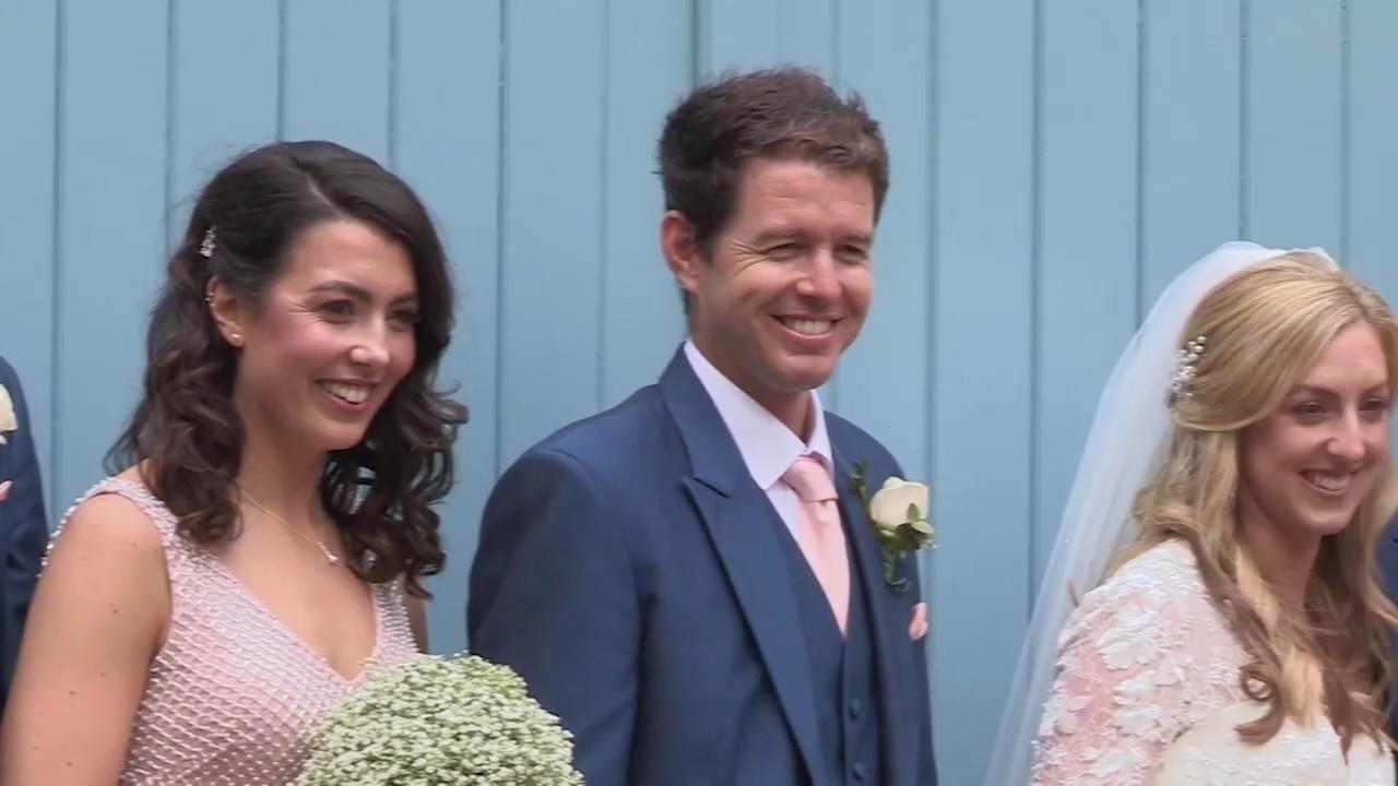 Wolverhampton Wedding Videographer | Charlotte & Lachlan's Photo Call Wedding Video