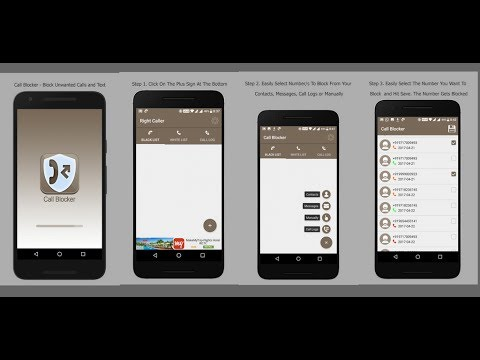 How To Block Unwanted Calls And SMS On Android