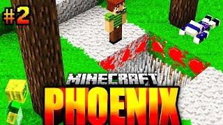 DIE TODESFALLE schlägt ZU?! - Minecraft Phoenix #002 [Deutsch/HD]
