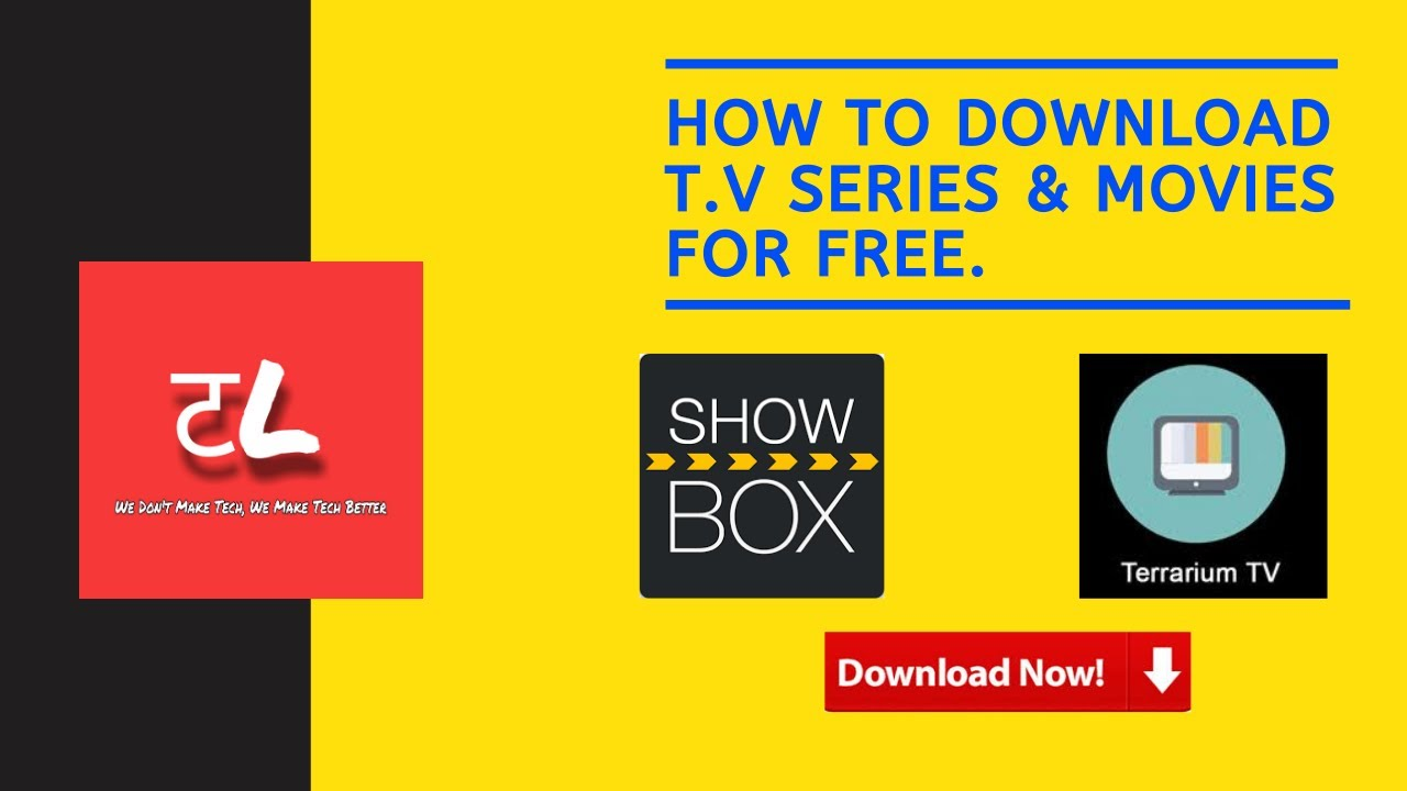 Download How to Download Latest Movies & TV series for free without torrent!!!