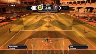 Let's Play : Pure Football | Spain vs Portugal |Xbox 360