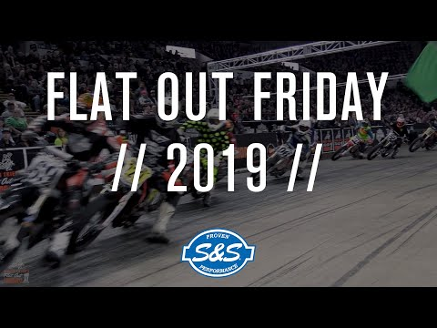 S&S Cycle - Flat Out Friday 2019 - Milwaukee