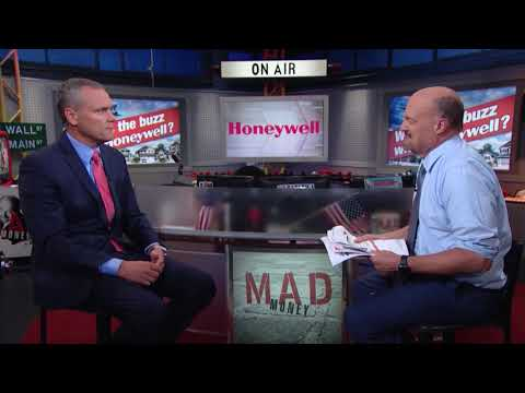 Honeywell International CEO: The New Honeywell | Mad Money | CNBC