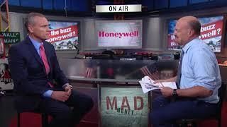 Honeywell International CEO: The New Honeywell | Mad Money | CNBC