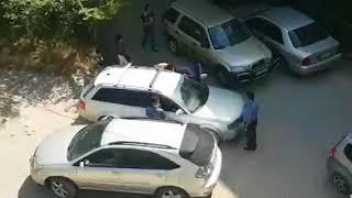 В Бишкеке милиционеры учинили разборки