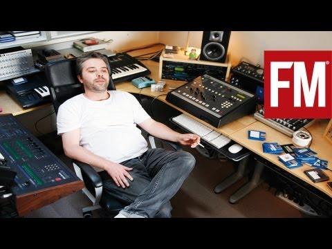 Alan Braxe In The Studio With Future  explaining the making of RunningIntro