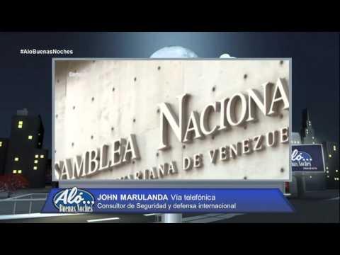 Entrevista a Jhon Marulanda - Alo Buenas Noches 02-12-2015 Seg. 02