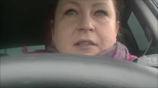 Monolog w samochodzie i troche zakupów