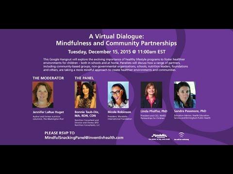 Virtual Dialogue on Mindfulness and Community Partnerships