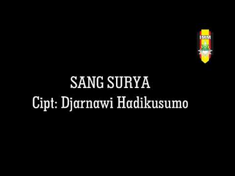 Mars Muhammadiyah - Sang Surya Version UMY