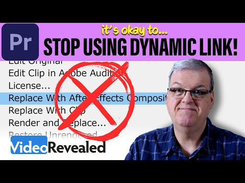 STOP USING DYNAMIC LINK