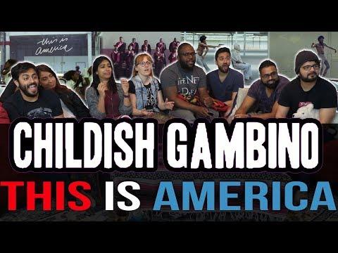 Music Monday: Childish Gambino - This Is America - Group ...