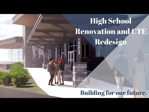 White Mountains Regional High School Renovation and CTE Redesign