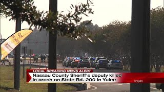Nassau County deputy killed