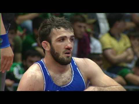 ЧР-2017. Вольн. 65 кг. Алан Гогаев - Муршид Муталимов. Финал.