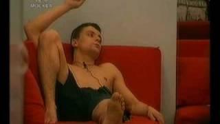 За стеклом №1 на ТВ-6 Москва (часть5)(Самое первое реалити-шоу на русском ТВ. Осень 2001 года, гостиница
