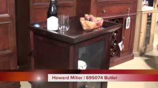 Howard Miller Wine And Bar Cabinet | 695074 Butler