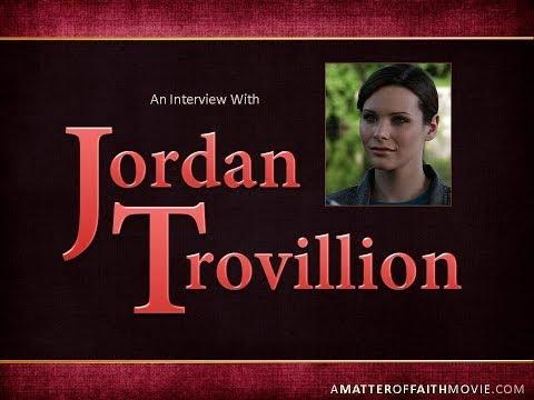 A Matter of Faith Movie   Jordan Trovillion Interview [7:30mins]