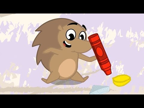 🚗 SCRIBBLE ADVENTURES | Funny Animated Cartoon | BRUM | Videos For Kids | Cartoon Movie