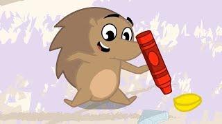ABENTEUER   Lustiger lebhafter Cartoon   BRUM   Cartoons für Kinder   Zeichentrickfilm
