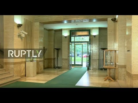 LIVE: De Mistura hosts Iran, Russia, Turkey for high level Syria talks in Geneva: arrivals