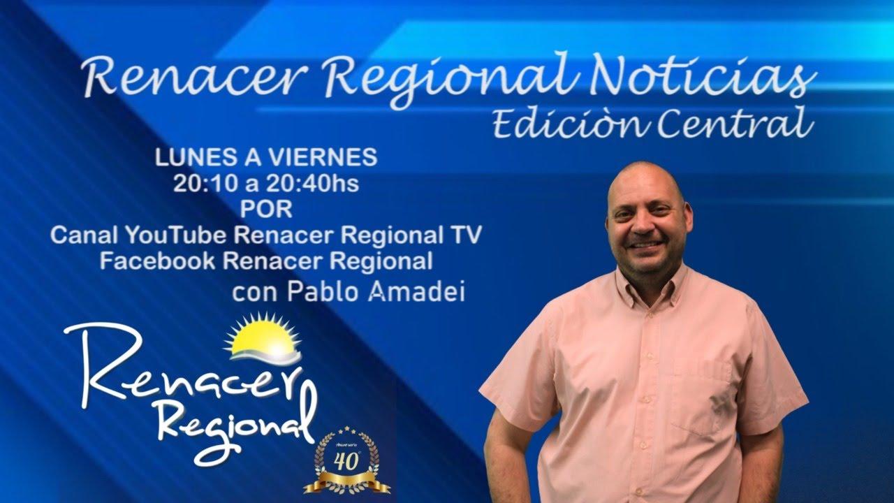 Transmisión en VIVO de Renacer Regional TV