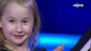 София Тихомирова (7 лет)-Крутой ребёнок на канале Карусель
