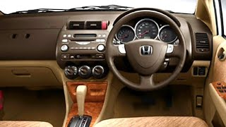 Honda FIT ARIA / CITY 2005 Complete Review