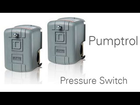 Tutorial \u2013 Pumptrol \u2013 Install your Pumptrol Pressure Switch - YouTube