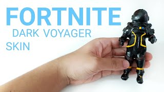How to make Action Figure-astronaut Skin (Dark Voyager) FORTNITE