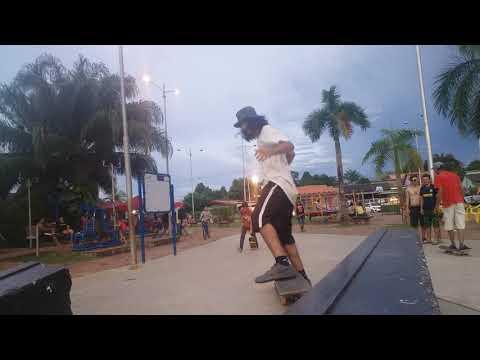 Skate best trick Sena Madureira Acre